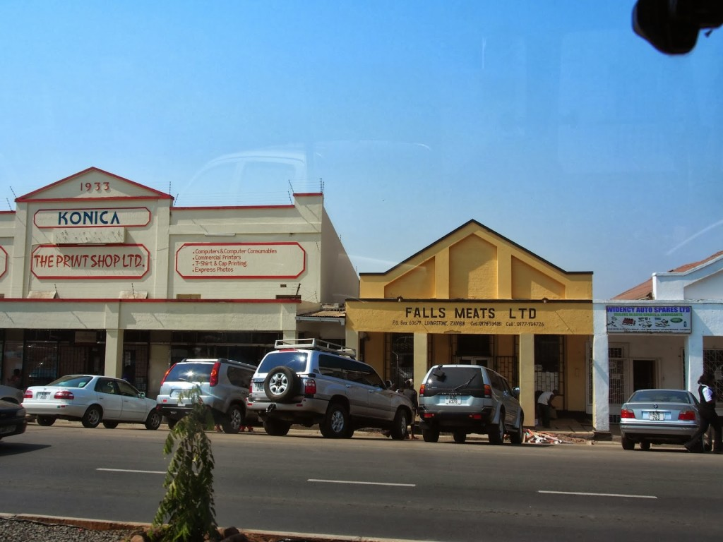Konica building