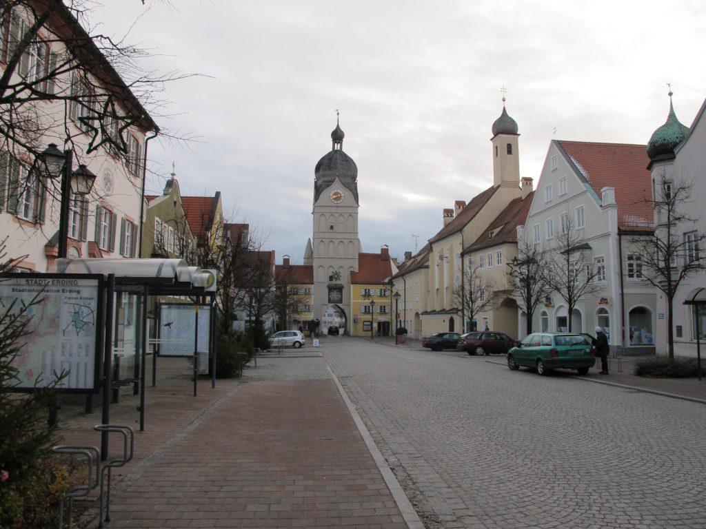 Town of Erding.