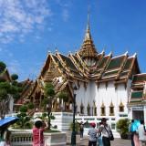 Bangkok 2013 Day 1 and Day 2 – Wat Phra Kaew, Wat Pho, Wat Arun, Chinatown, River Cruise Dinner