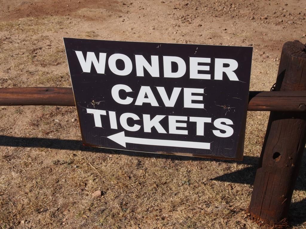 Wonder cave tickets