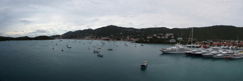 Charlotte Amalie port 3