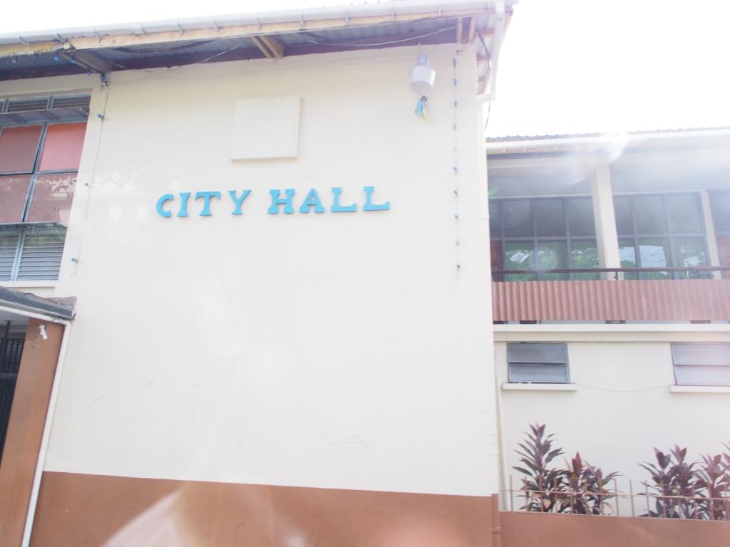 City hall?