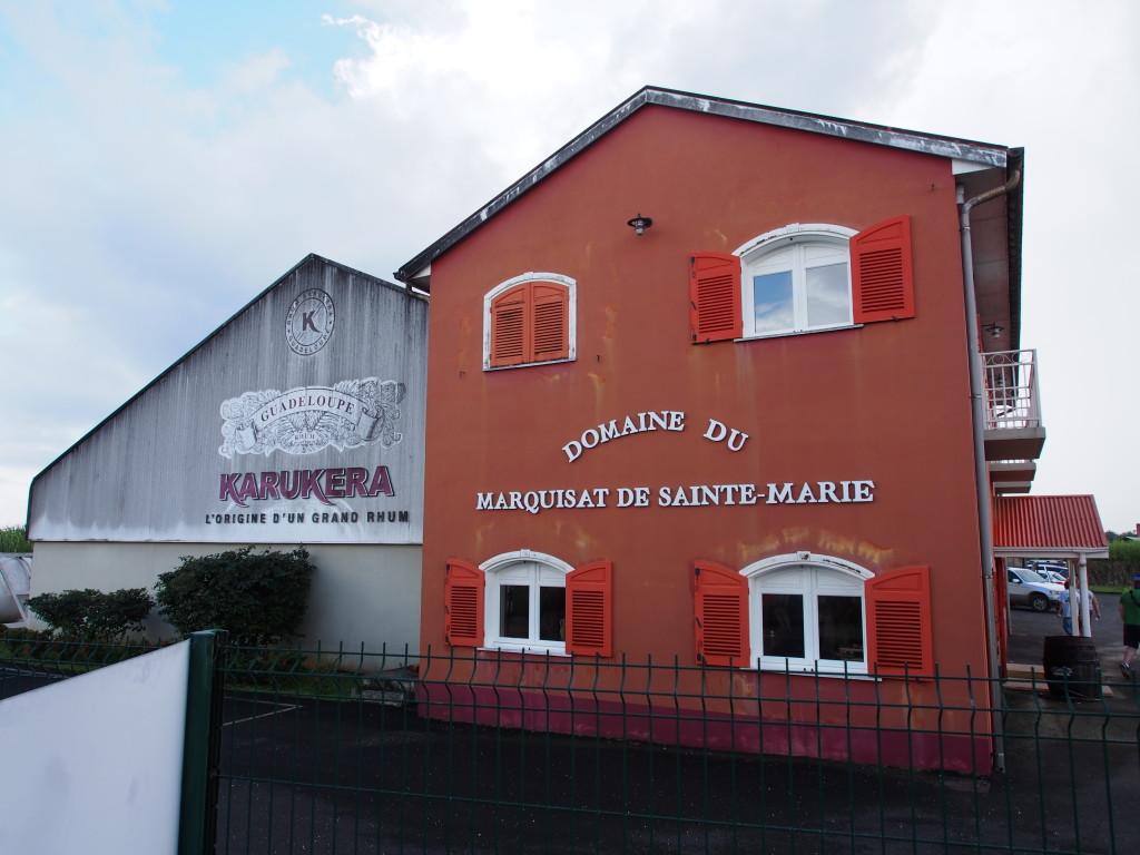 Small distillery.