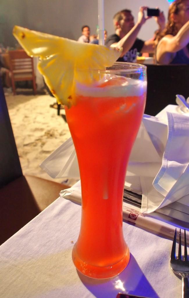 Mai Tai - some cocktail.