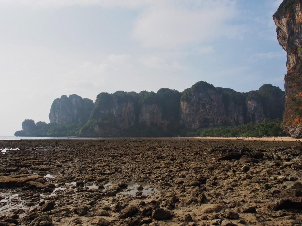 Dry Tonsai beach.