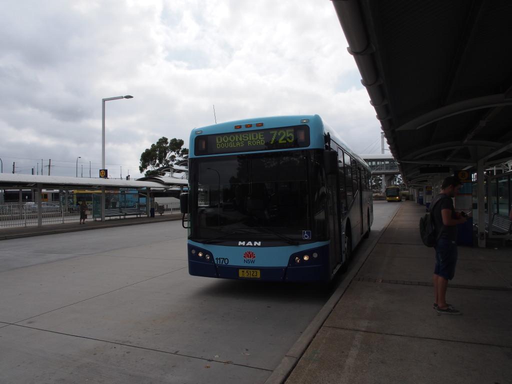 Bus 725