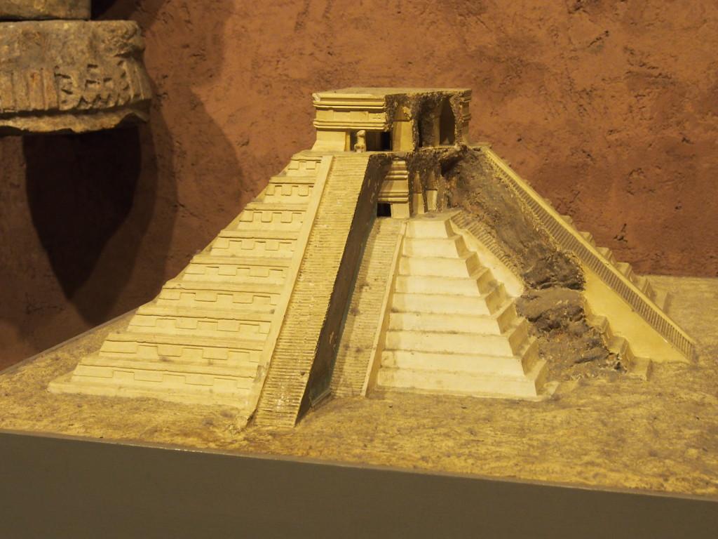 Replica of Chichen Itza