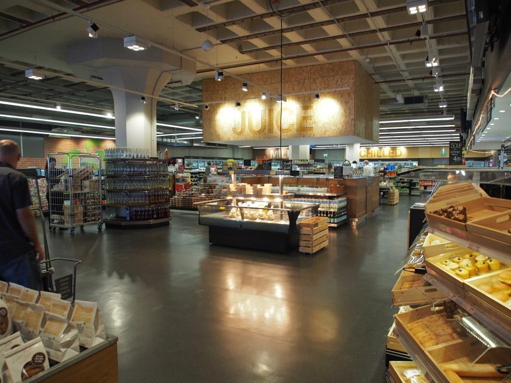 Woolloomooloo supermarket