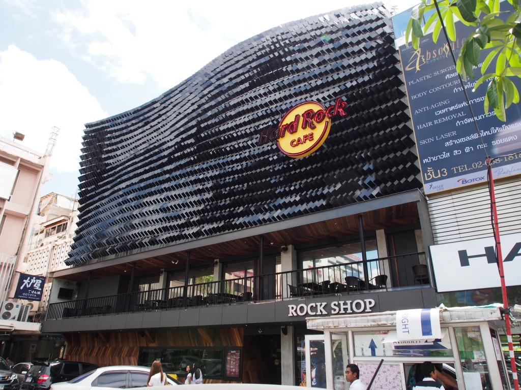Hard Rock Bangkok.