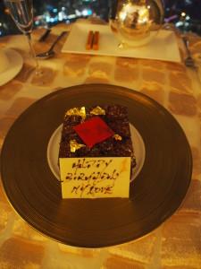 Birthday cake for wifey.
