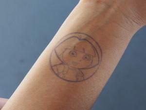 Dora stamp
