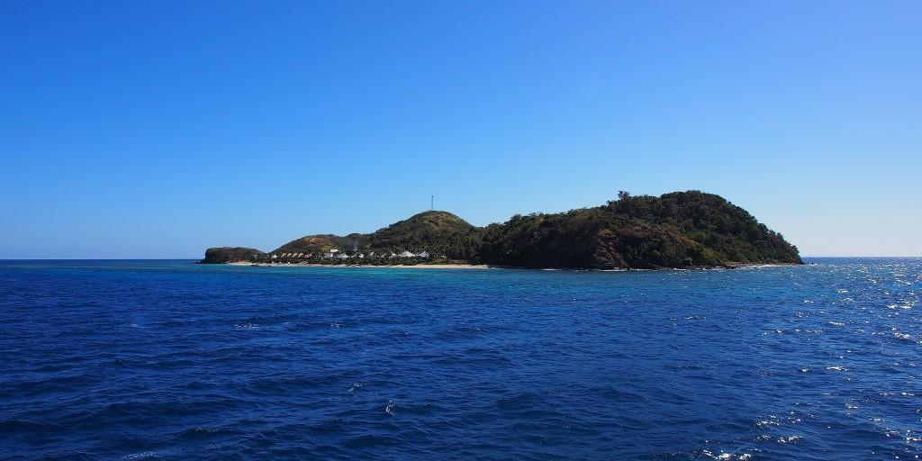 Tokoriki island en-route to Matamanoa.