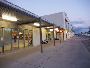 Launceston international airport.