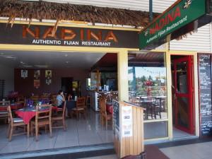 Nadina restaurant.