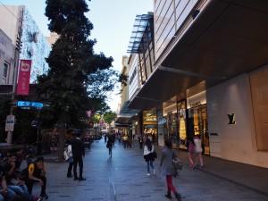 Queen Mall Street.