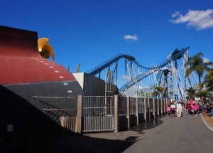 One of the limited number of rides.