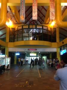 Bintan terminal.