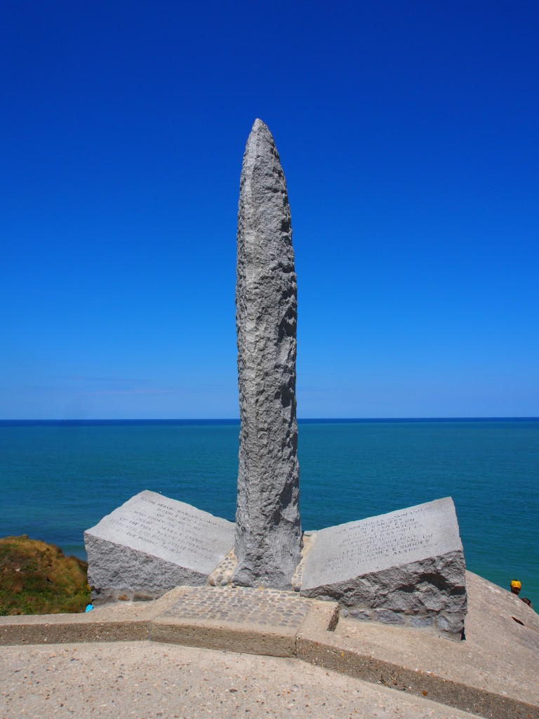 Memorial for the brave rangers.