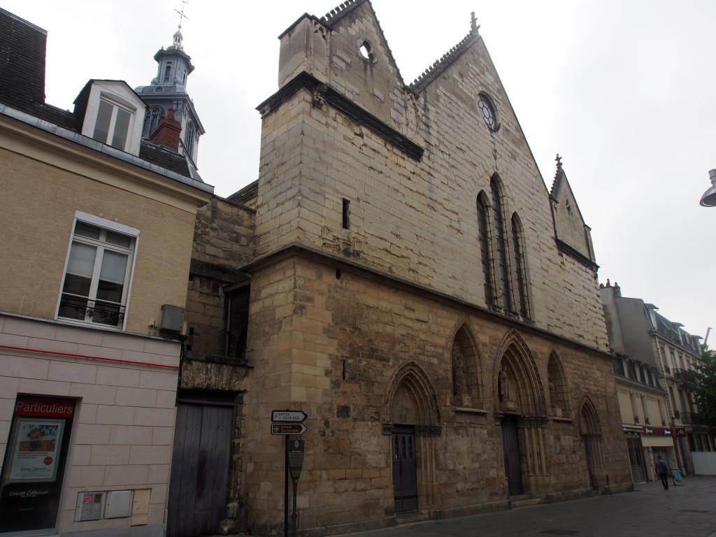 Eglise Saint Jacques.
