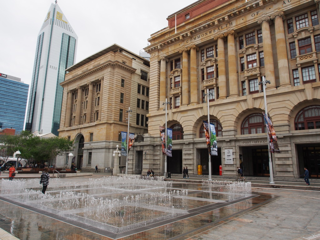 Forrest place.