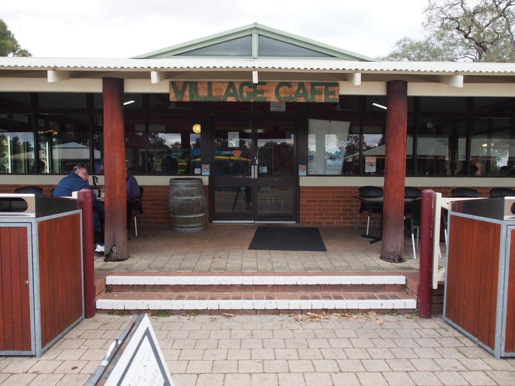 Village Cafe.