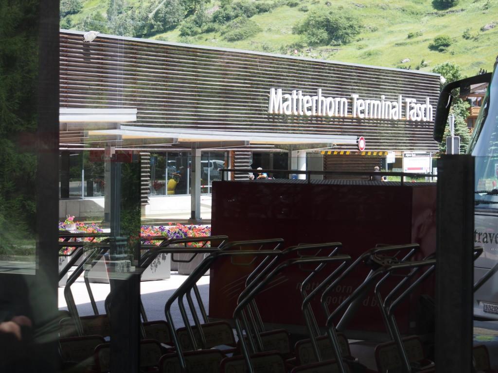 Tasch station.