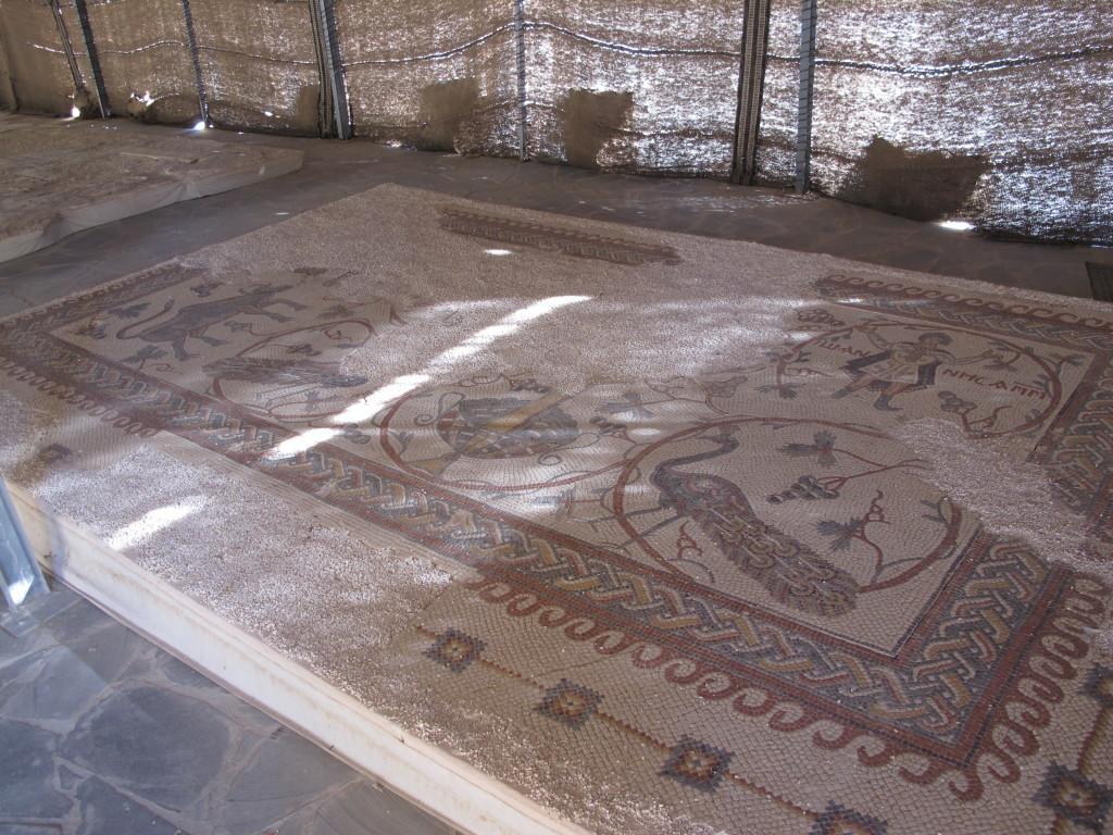 More mosaic.