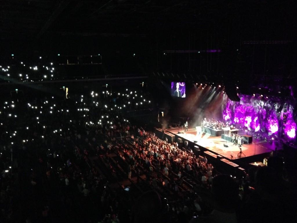 Starry starry concert night!