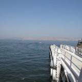 Jordan and Israel 2012 Day 9 – Crossing at King Hussein Bridge and Tiberias