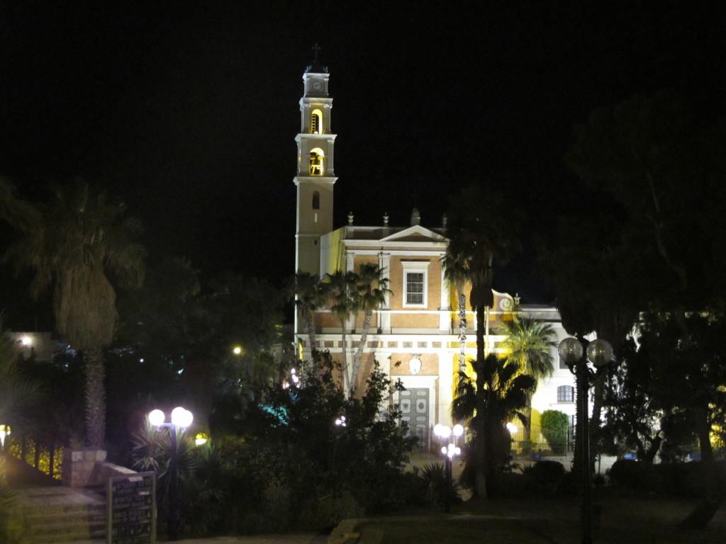 St. Peter's church at Jaffa.