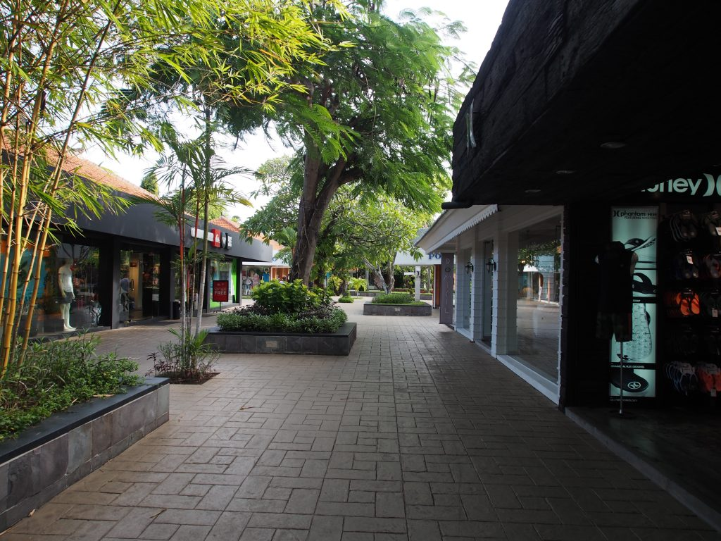 Stores in Bali collection.