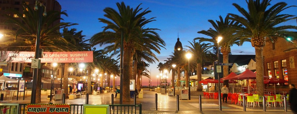 Glenelg 2017 Day 14 – Arrival in Glenelg and harbour town outlet shopping and Beachouse