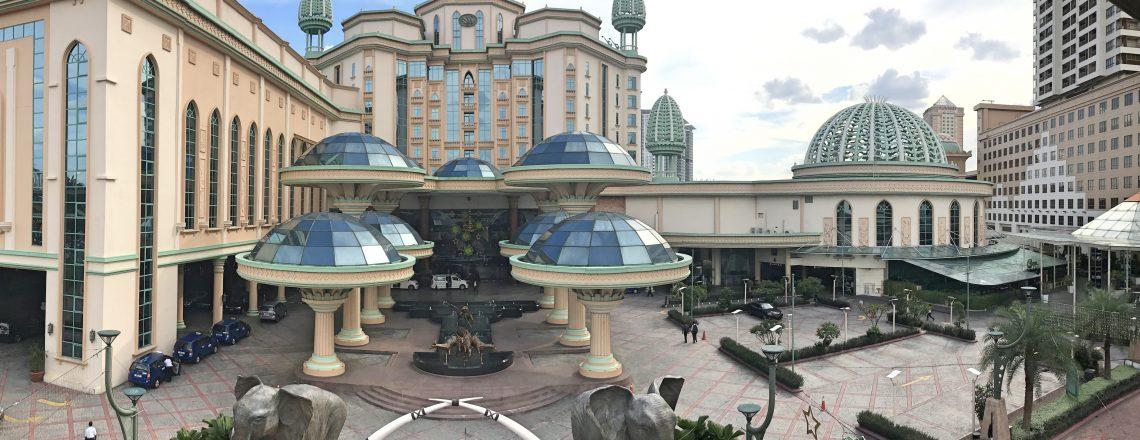 Kuala Lumpur 2017 Day 1 – Arrival in Kuala Lumpur and Sunway Pyramid Mall