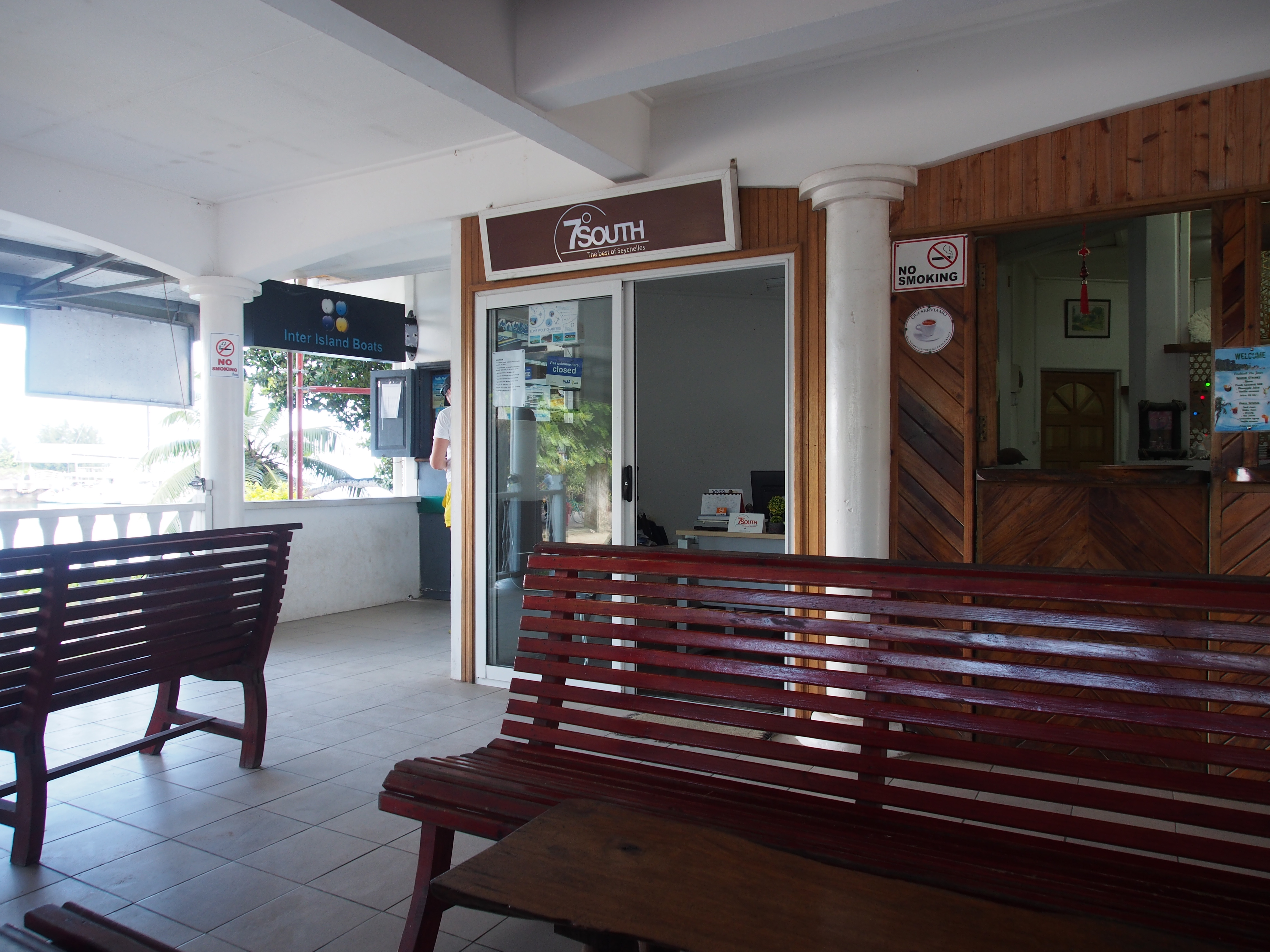 Inter Island Boats Office